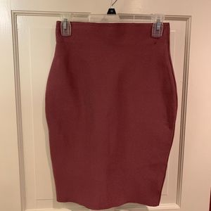 Skirt - Rose Brown